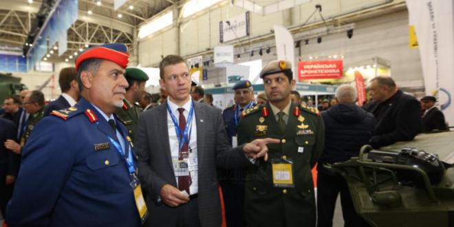 معرض أوكرانيا للأسلحة والأمن 2019