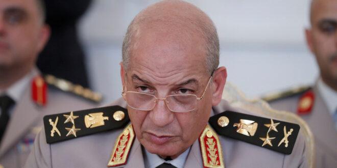 وزير الدفاع المصري، الفريق أول محمد زكي