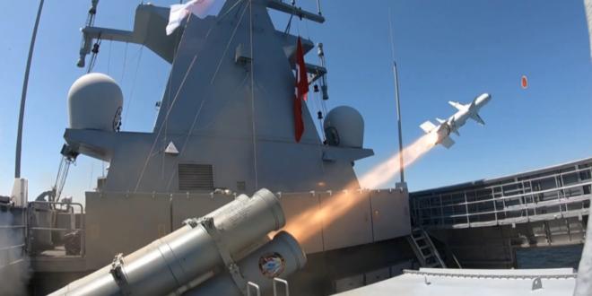 """صاروخ """"أطمجه"""" المضاد للسفن"""