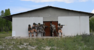 اختتام مناورات مشتركة بين القوات الخاصة التركية والكويتية