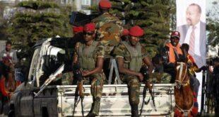 القوات الإريترية بدأت بالانسحاب من الإقليم (AA)