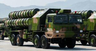 """نظام الدفاع الجوي الصيني """"HQ-9"""""""