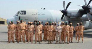 قوة كويتية تغادر إلى تركيا لتنفيذ مهام عسكرية مشتركة