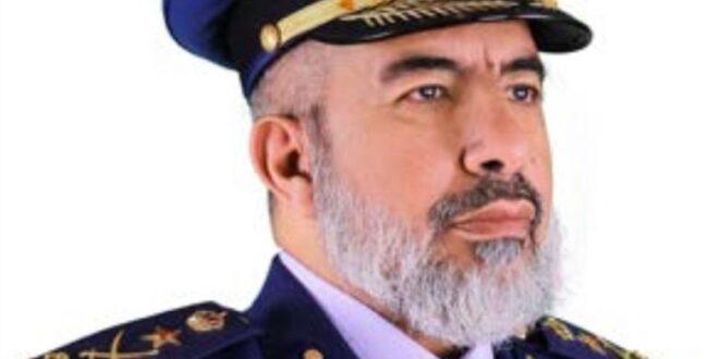 رئيس أركان القوات المسلحة القطرية الفريق الركن طيار غانم بن شاهين الغانم