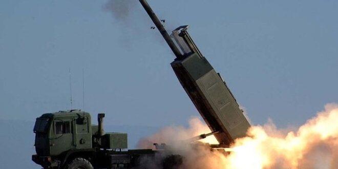 """راجمة الصواريخ الأمريكية """"هيمارس"""""""