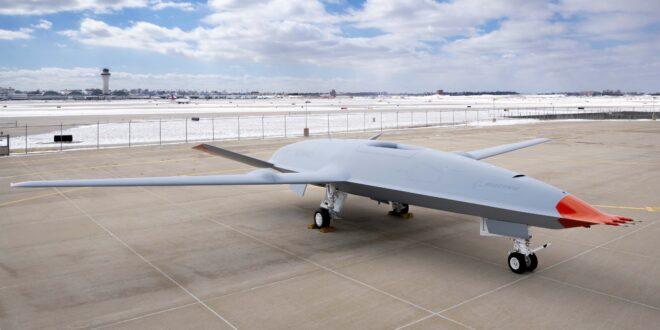 """طائرة مسيرة من طراز """"MQ-25 Stingray """""""
