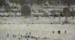 اعتبرها إنتهاكاً للسيادة.. الجيش الإسرائيلي يعلن تدمير نقطة مراقبة للجيش السوري