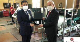 """نجاح اختبارات مولدات شركة """"İŞBİR"""" التركية التي ستستخدم في سفن إنزال قطرية"""