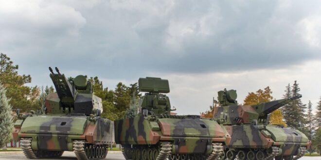 """منظومة """"كوركوت"""" التركية للدفاع الجوي"""