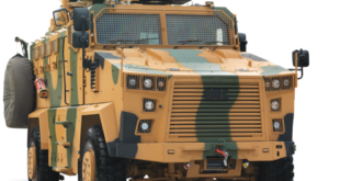 شركة دفاع تركية توقع عقداً لتزويد تونس بـ 46 عربة مصفحة