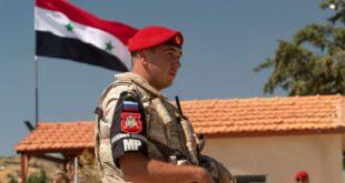 للتدريب على صد هجوم بحري.. مناورات عسكرية مشتركة بين الجيشين السوري والروسي
