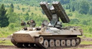 """منظومة """"ستريلا-10 ام"""" الصاروخية"""