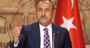 أوغلو: تركيا لن تتردد في  حماية حقوق القبارصة الأتراك