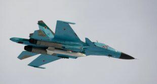 """هل الجزائر مهتمة بشراء طائرة """"سو-34″؟"""