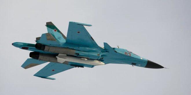 """طائرة """"سو-34"""""""