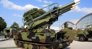 """الجيش المصري يتطلع إلى شراء نسخة مطورة من نظام صواريخ أرض-جو """"2K12 M2 Kub"""""""