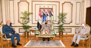 الجيش اللبناني يشكر مصر ويشيد بدور قواتها المسلحة