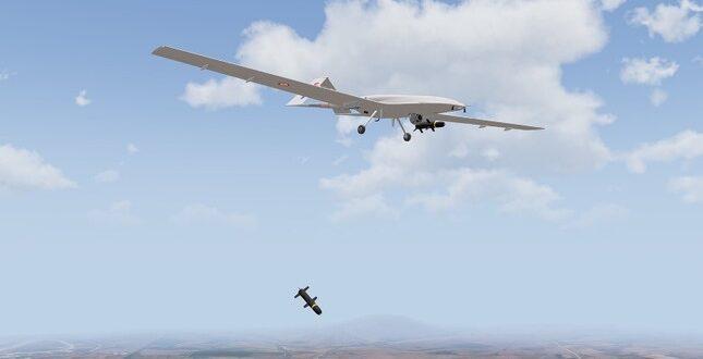 """طائرة """"بيرقدار تي بي 2"""""""