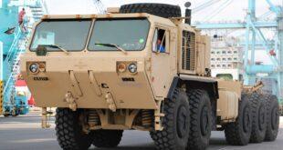 مركبات تكتيكية عسكرية للكويت بقيمة 445 مليون دولار