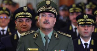 الجزائر.. قائد الدرك يفر من البلاد الى دولة أجنبية