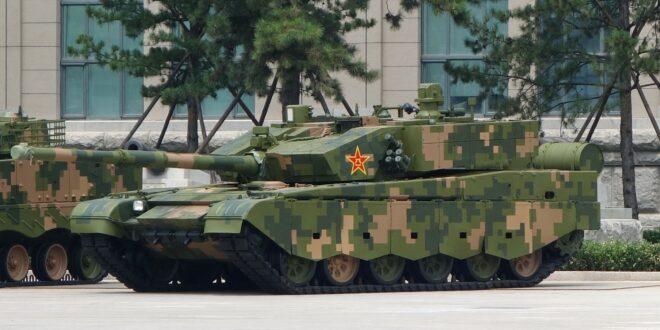 دبابة ZTZ-99A الصينية