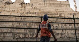 خبير مصري يتوقع انهيار الجزء الاعلى من سد النهضة الاثيوبي