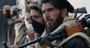 مقاتلين من حركة طالبان
