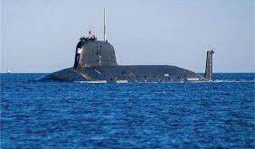 غواصة نووية من فئة Yasen-M