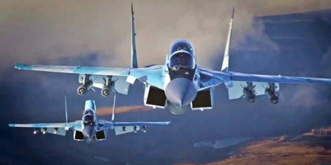 """مقاتلات """"ميغ - 35"""" الروسية"""