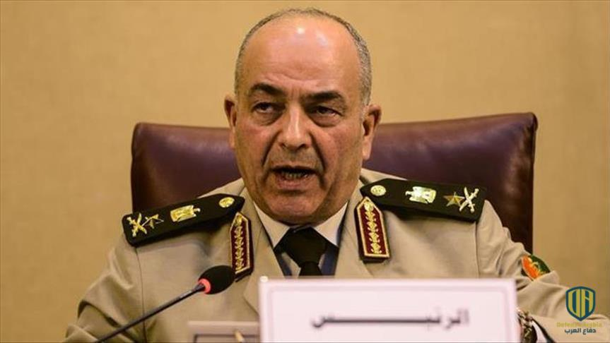 رئيس أركان حرب القوات المسلحة المصرية، الفريق محمد فريد،