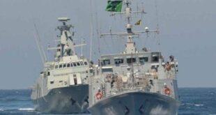 سفن تابعة للبحرية السعودية