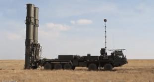 """المنظومة الروسية """"إس-500"""""""