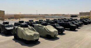 """مركبات مدرعة من طراز """"كوزاك-5"""""""