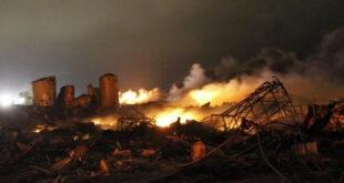 قصف إسرائيلي - أرشيفية