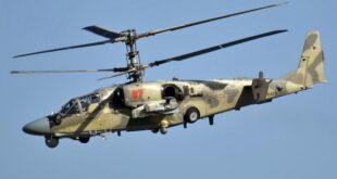 مروحية كا-52 الروسية
