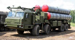 """صواريخ """"إس-400"""""""