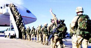 العراق: تقليص التواجد الأميركي في قاعدتين عسكريتين