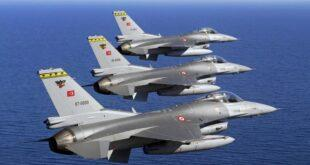 """مقاتلات تركية من طراز """"إف-16"""" - ارشيفية"""