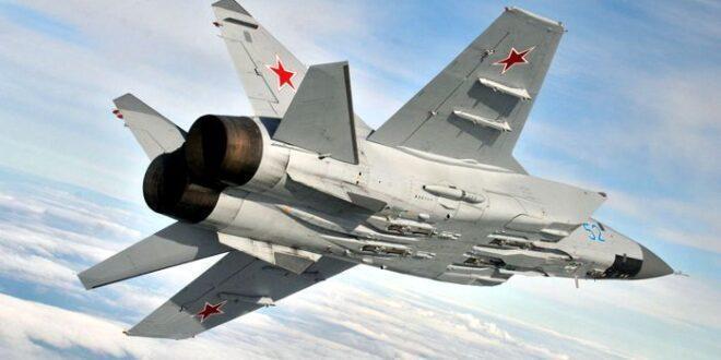 """مقاتلة """"ميغ-31"""" الروسية"""