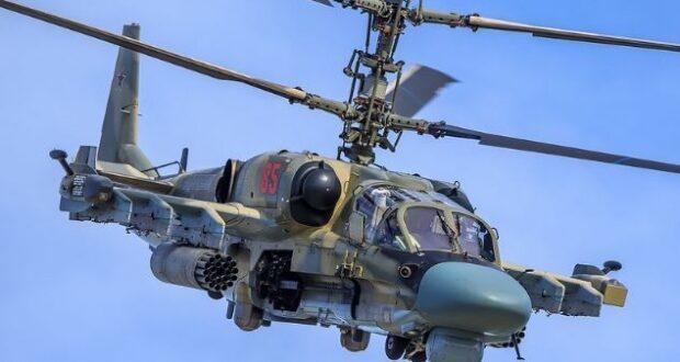 """الجيش الصيني يدرس إمكانية اقتناء مروحيات """"كا – 52 كا"""""""