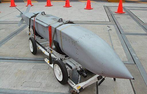 """صاروخ """"AGM-154″"""" المعروف باسم """"JSOW"""""""