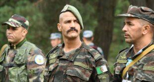 مناورات عسكرية للجيش الجزائري - أرشيفية