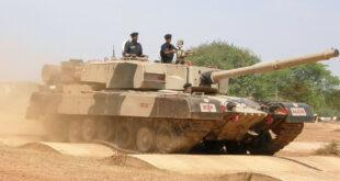 دبابة من طراز Arjun