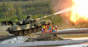 """دبابة """"تي-90إس أ"""""""