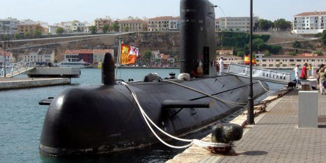 """الغواصة """"S-71 Galena"""""""