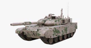 الدبابة الصينية VT-4