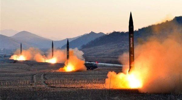 """صاروخ """"هواسونغ-8"""" الأسرع من الصوت"""