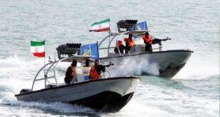 زوارق سريعة تابعة للحرس الثوري الإيراني