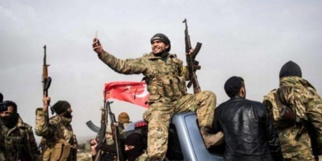 جنود مرتزقة في ليبيا