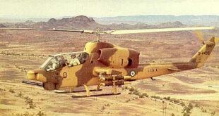 مروحية القتالية من طراز AH-1 Super Cobra